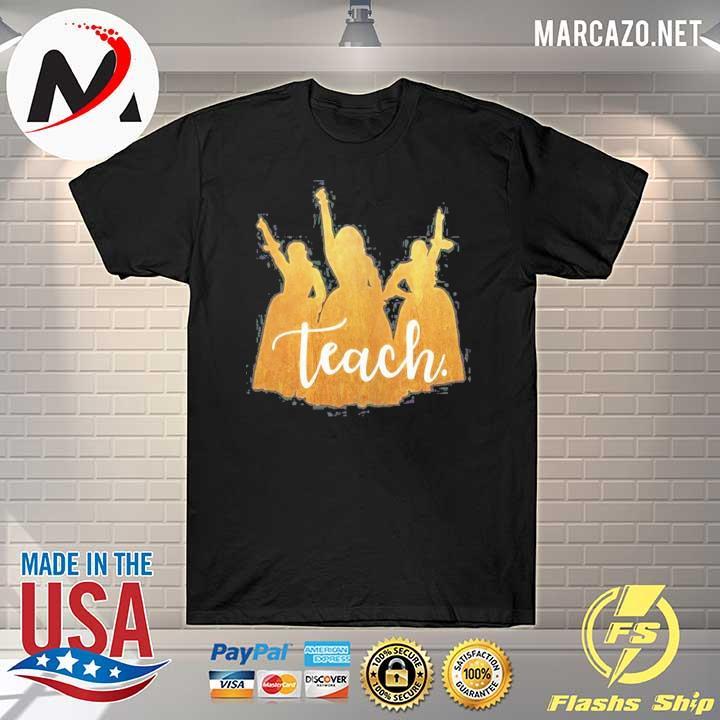 Schuyler Teach Shirt