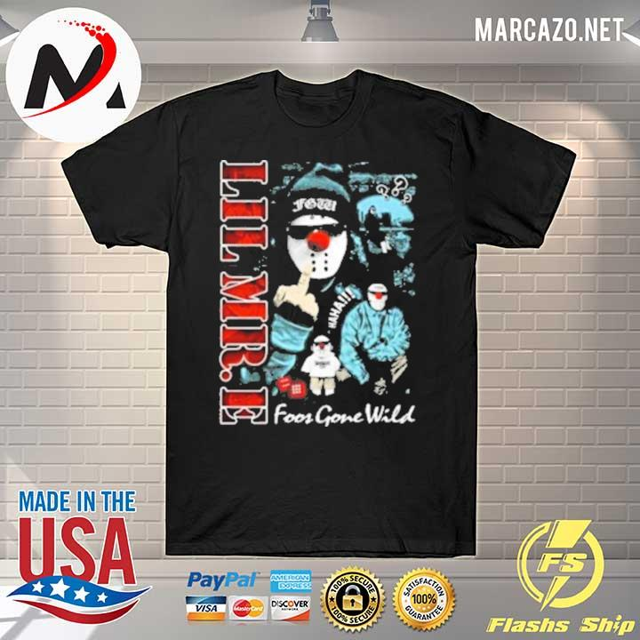 Thehyv Shop Foos Gone Wild 199Foo Tee Shirt