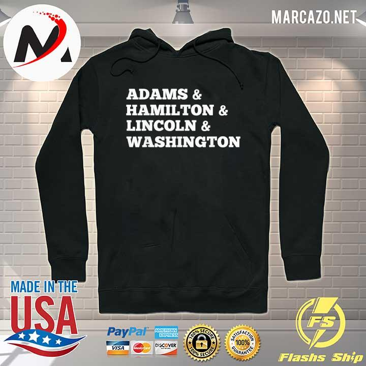The presidential bff 4th of july influencers 2021 Hoodie