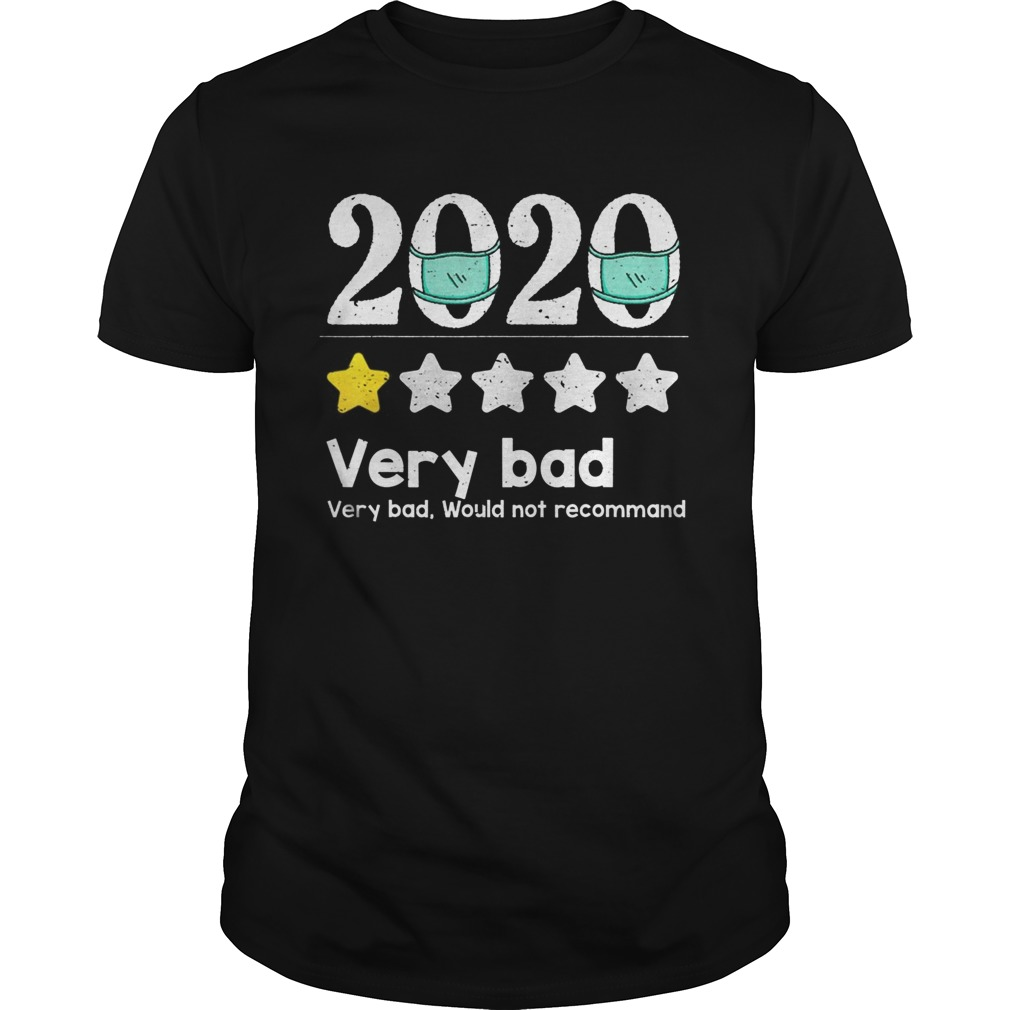 2020 Review1 Star Very bad year would not recommend Unisex
