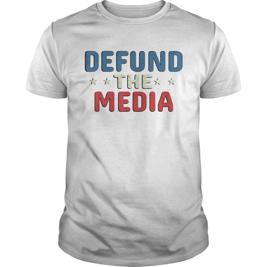 Defund the media Unisex