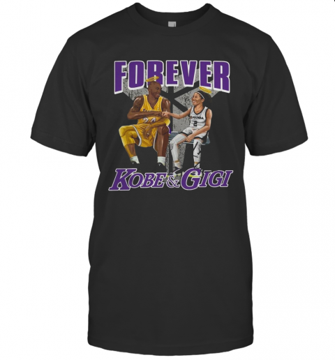 Forever Kobe And Gigi Signature T-Shirt Classic Men's T-shirt