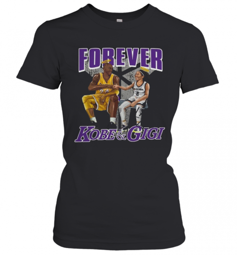 Forever Kobe And Gigi Signature T-Shirt Classic Women's T-shirt