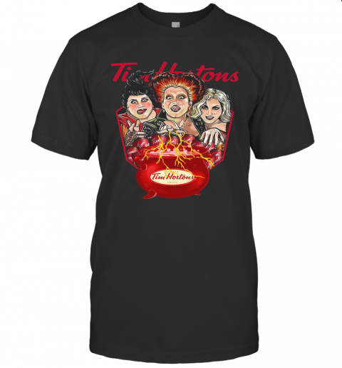 Hocus Pocus Tim Hortons Fresh T-Shirt Classic Men's T-shirt