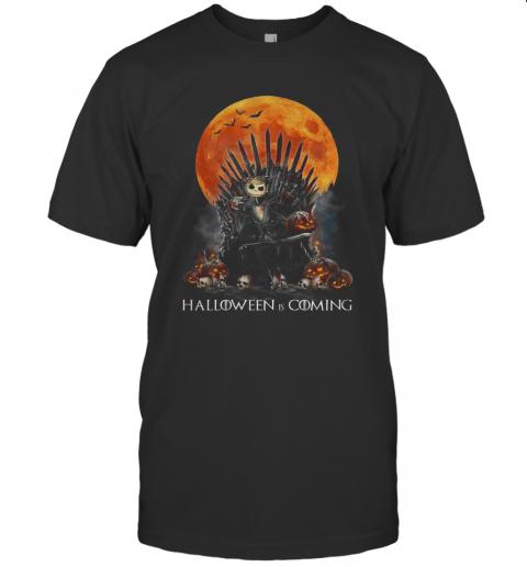 Jack Skellington Halloween Is Coming GOT T-Shirt Classic Men's T-shirt