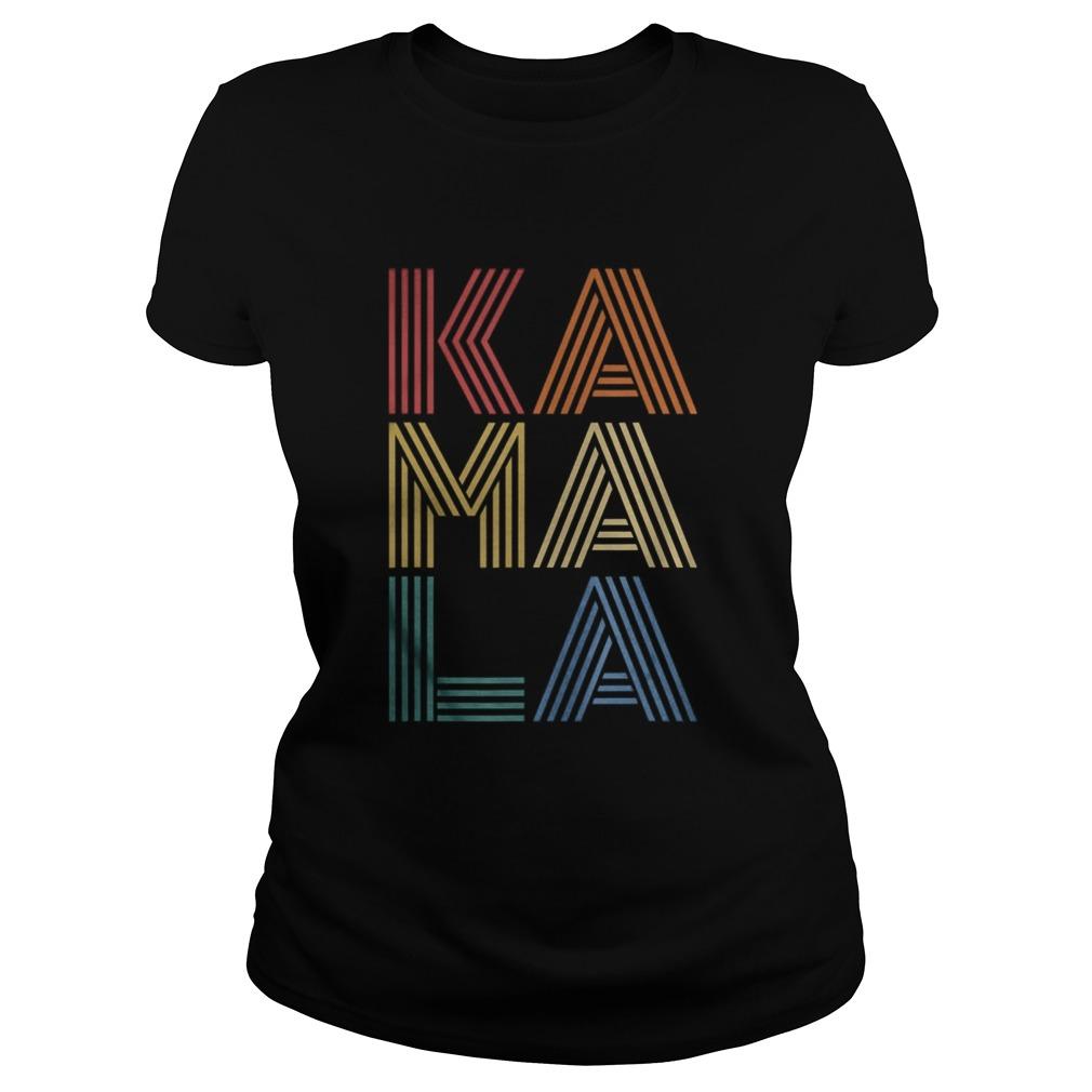 Kamala Harris  Classic Ladies