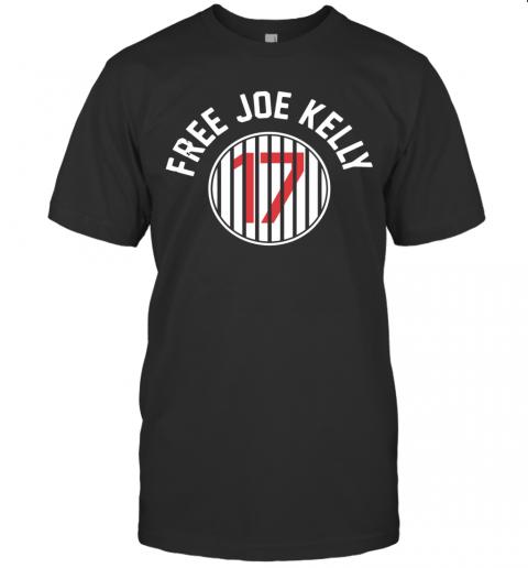 Los Angeles Dodgers 17 Free Joe Kelly T-Shirt Classic Men's T-shirt