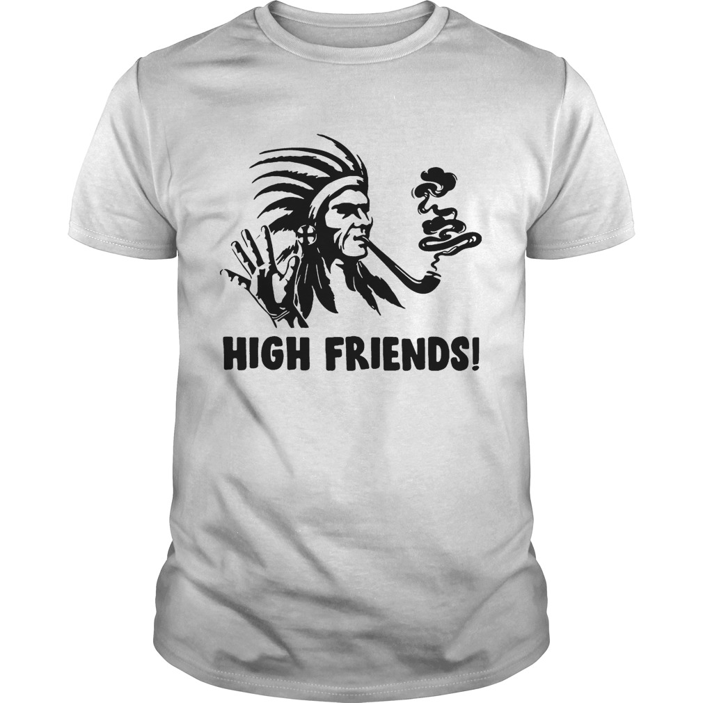 Native America High friends Unisex