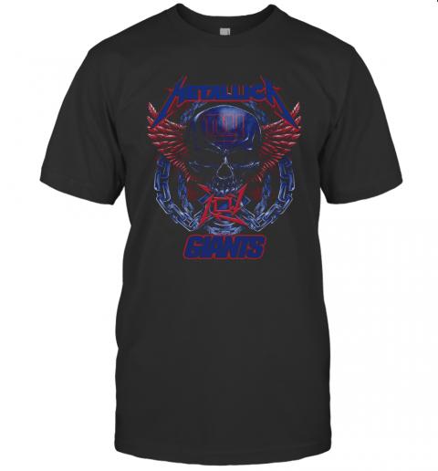 Skull Metallic Giants T-Shirt Classic Men's T-shirt