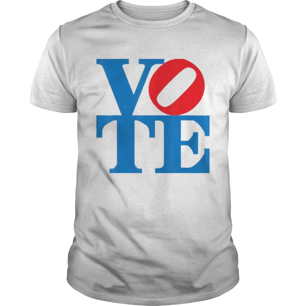 Vote Presidential election apparel for 2020 race Unisex