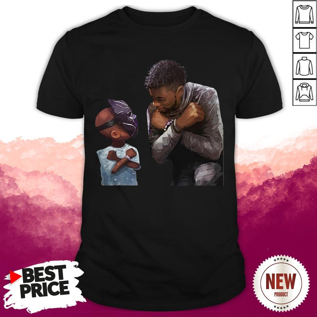 King Black Panther Wakanda Forever Rest In Power Shirt