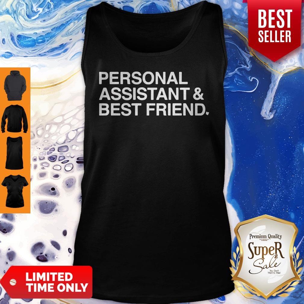 Nice Personal Assistant And Best Friend Tank Top