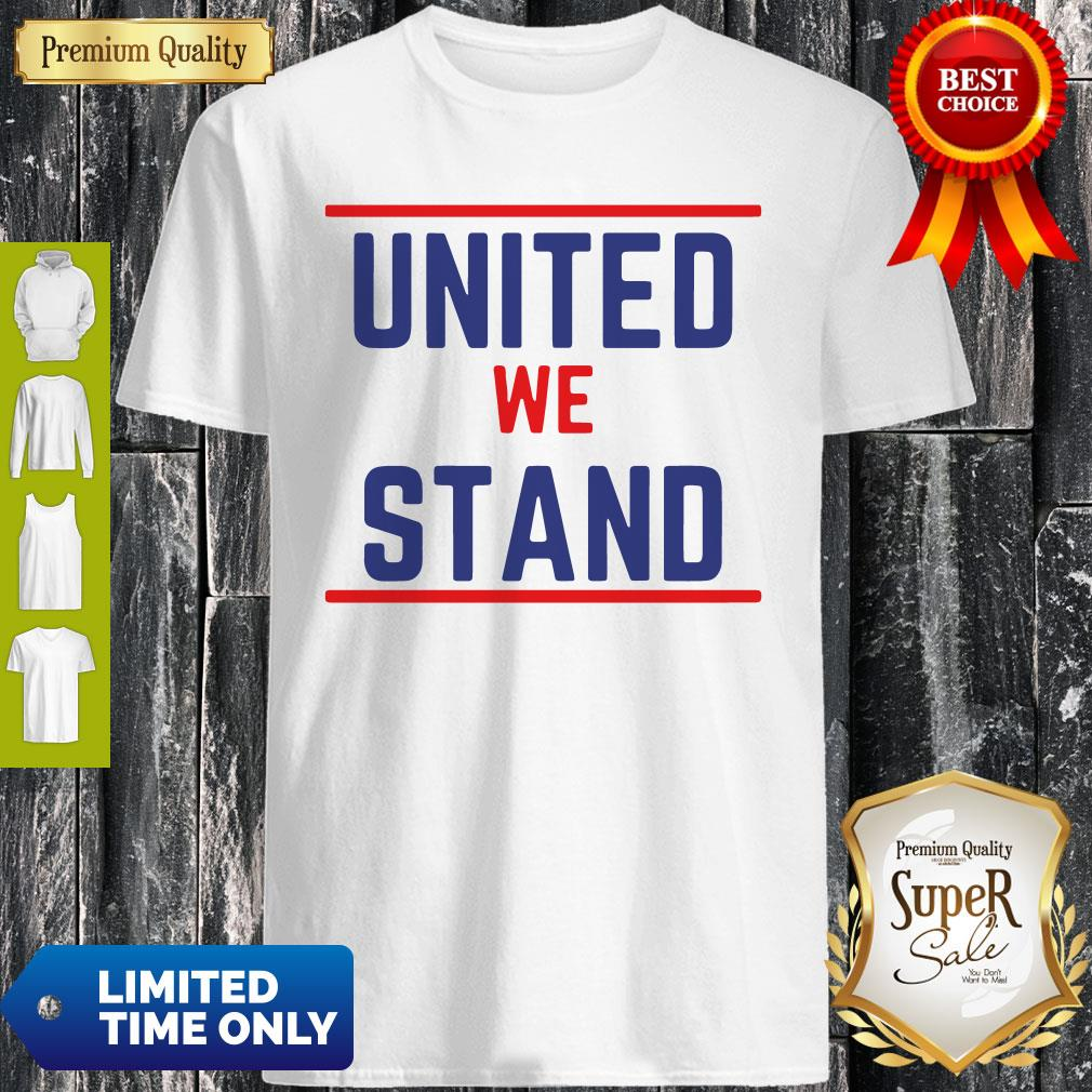 Official The Late Show United We Stand Shirt