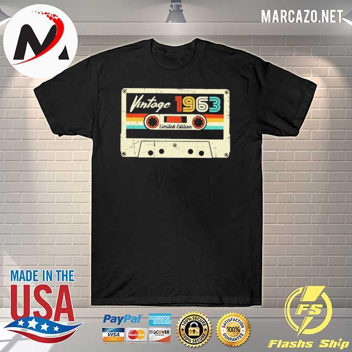 Radio Vintage 1963 Limited Edition Shirt