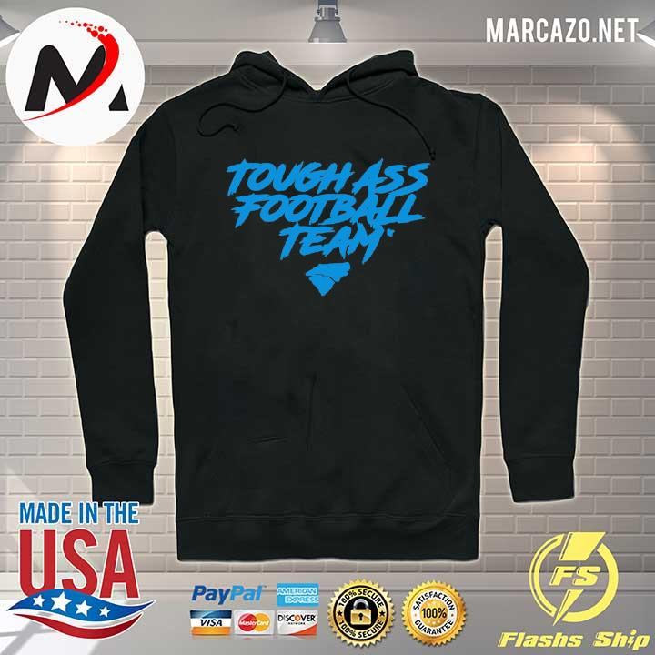 TOUGH ASS FOOTBALL TEAM US SHIRT Hoodie