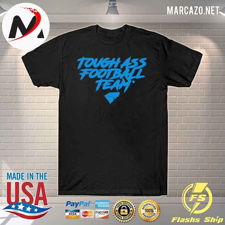 TOUGH ASS FOOTBALL TEAM US SHIRT