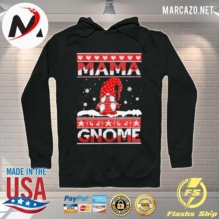 2020 christmas mama gnomes xmas ugly sweats Hoodie
