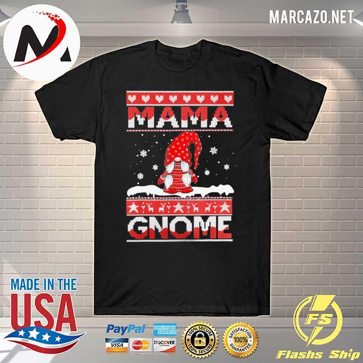 2020 christmas mama gnomes xmas ugly sweatshirt