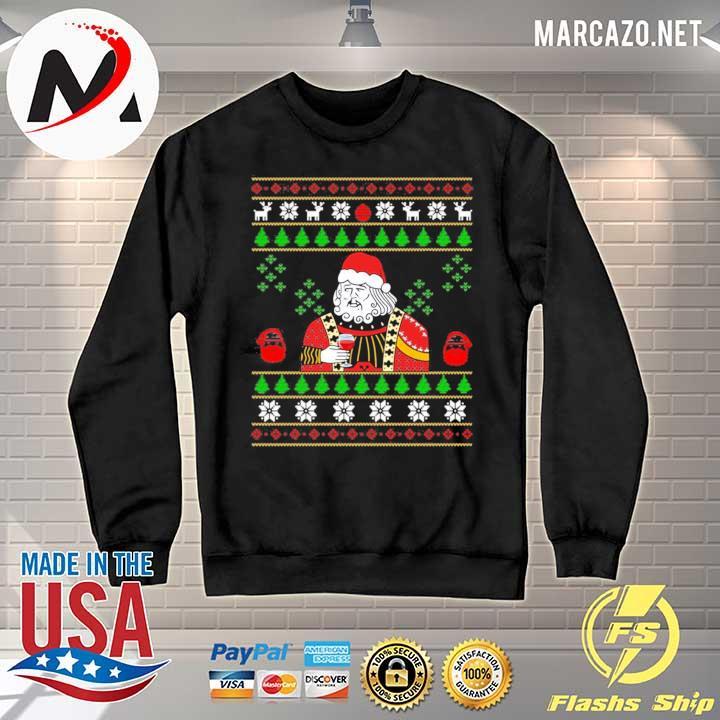 2020 santa leonardo big fat jumper christmas sweats Sweater