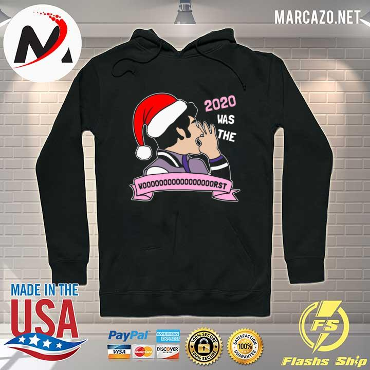 Official jean ralphio 2020 was the worst christmas sweats Hoodie