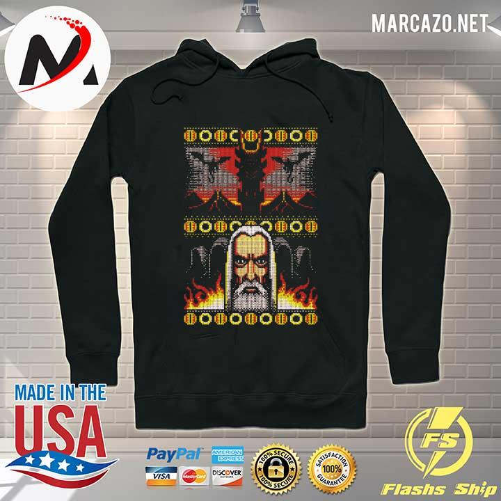 Official one christmas to rule them all sweats Hoodie