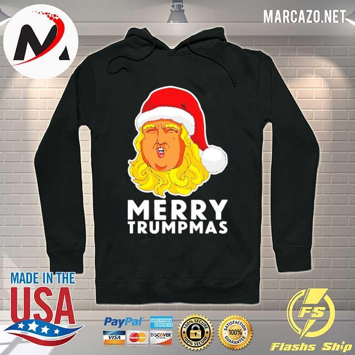 Premium merry trumpmas christmas sweats Hoodie