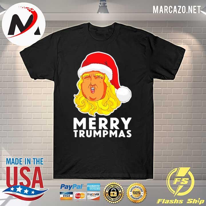 Premium merry trumpmas christmas sweatshirt