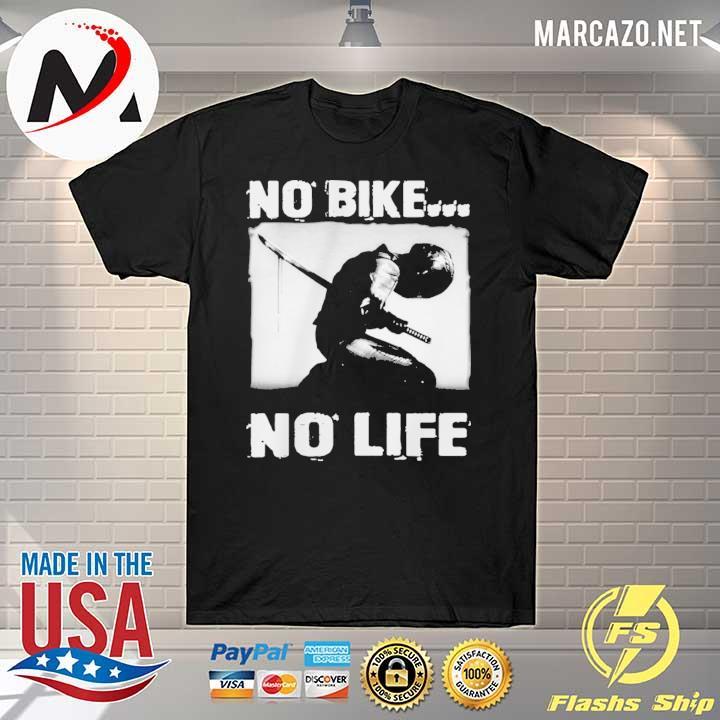 Premium no bike no life sweatshirt