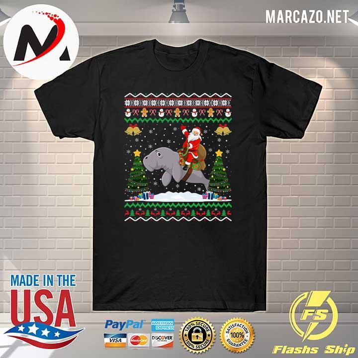 Premium seal santa claus ugly xmas sweatshirt