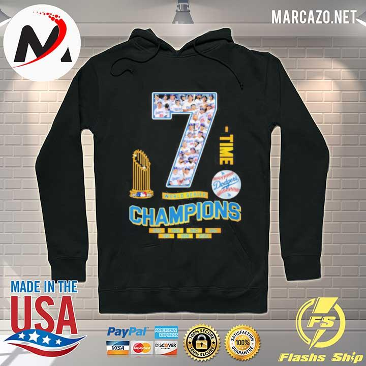 2020 7 time world series champion 1955 2020 s Hoodie