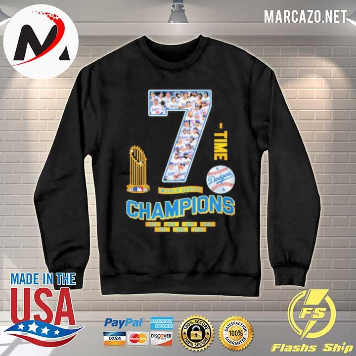 2020 7 time world series champion 1955 2020 s Sweater