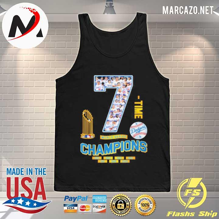 2020 7 time world series champion 1955 2020 s Tank-top
