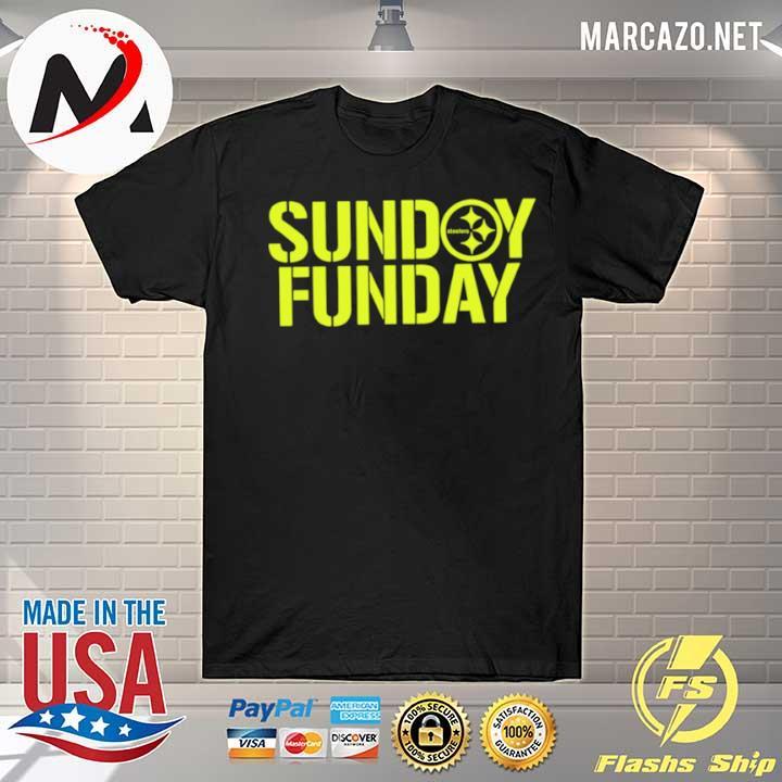 Pittsburgh Steelers Sunday Funday shirt