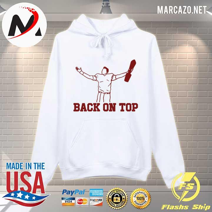 Back on top s Hoodie