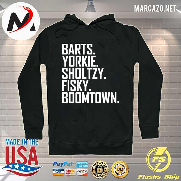 Barts Yorkie Sholtzy Fisky Boomtown Shirt Hoodie