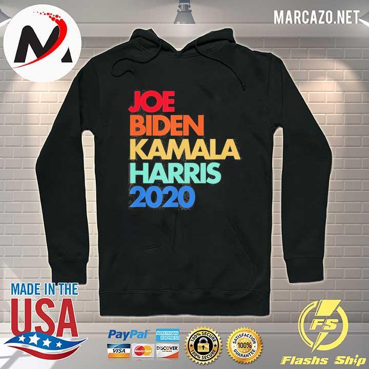 Joe Biden inauguration 2021 Kamala Harris 2020 rainbow gift s Hoodie