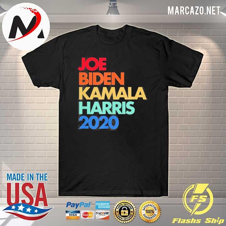 Joe Biden inauguration 2021 Kamala Harris 2020 rainbow gift shirt