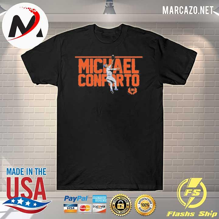 Michael conforto silky elk new york shirt