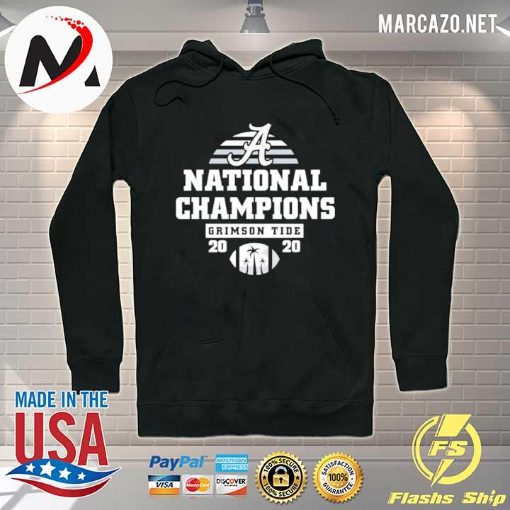Premium 2020 Alabama National Championship Shirt Hoodie