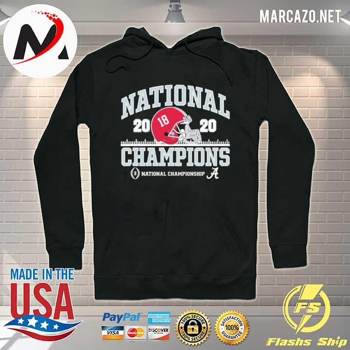 Premium Alabama National Championship 2021 Shirt Hoodie