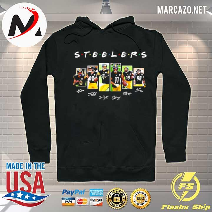 Steeler team football signature s Hoodie